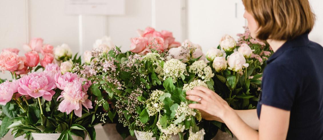 Ateliers cours floraux sur Genève fleurs