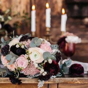 fleurs mariage d hiver