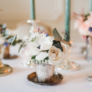floral decor luxury wedding