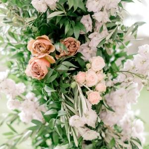 details arche florale