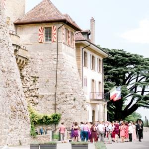 Chateau de Vaumarcus Suisse