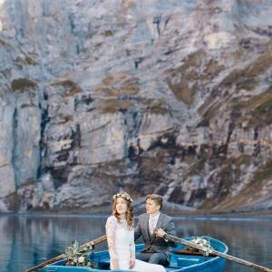 mariage boho chic geneve, suisse