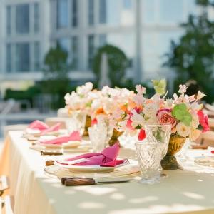 decor floral fine art Genève