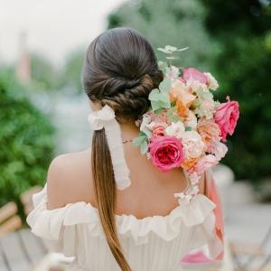 fine art bouquet de mariée  Genève