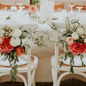 bouquet de chaise saint remy mariage