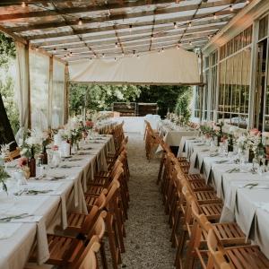 decoration florale mariage boheme