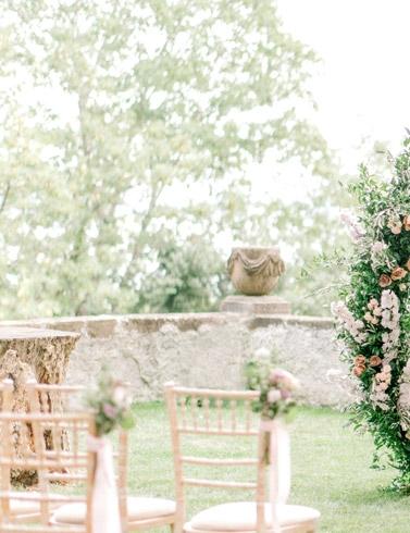 Fleuriste mariages et evènements à Genève Suisse