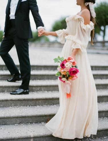 bouquet de mariée Genève