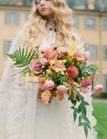 bouquet de mariee fine art geneve